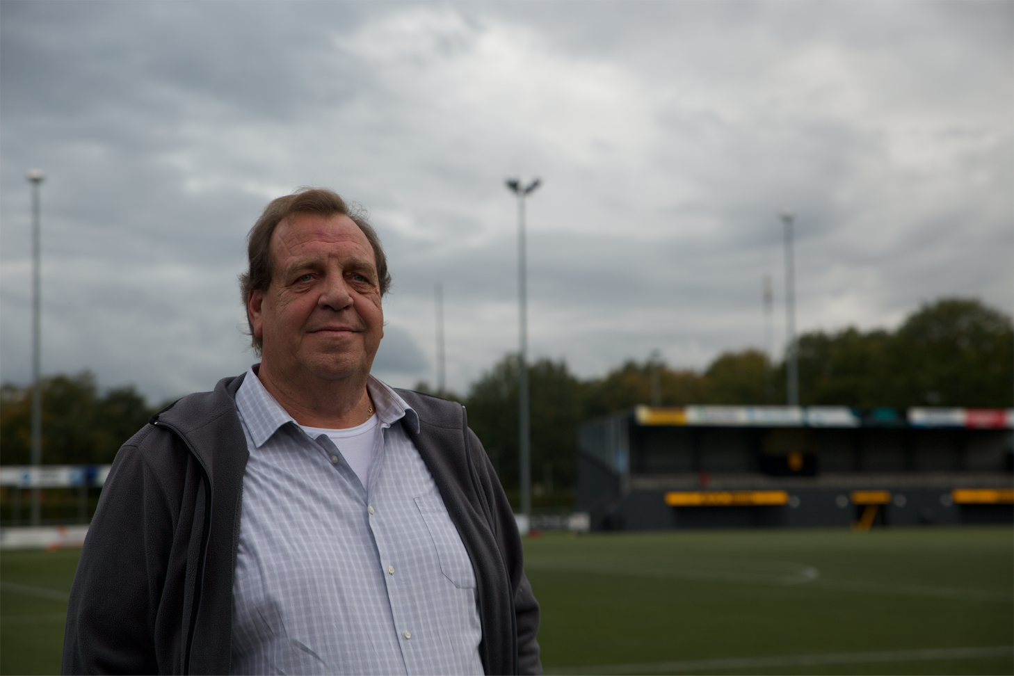 Bert bij voetbalvereniging BVV Borne